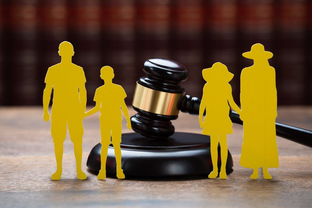 Serving Family Court Papers